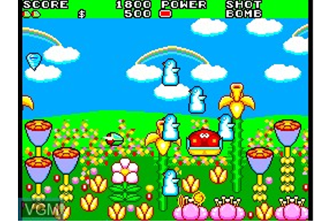 Fantasy Zone II - The Tears of Opa-Opa for Sega Master ...
