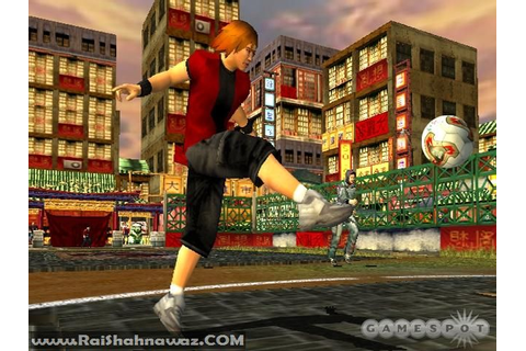 Tech World: Download Urban Freestyle Soccer PC Game Free ...