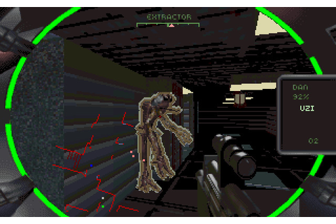 Mortal Coil: Adrenalin Intelligence (1995 - DOS). Ссылки ...