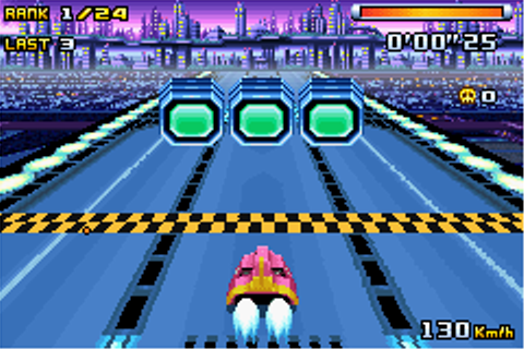 F-Zero Climax (Game Boy Advance) - RetroAchievements