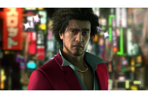 New Yakuza Game Gets a Female Co-Star, More Details Next ...