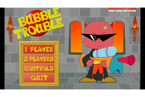 Bubble Trouble Game Miniclip (Very Well Played) - YouTube