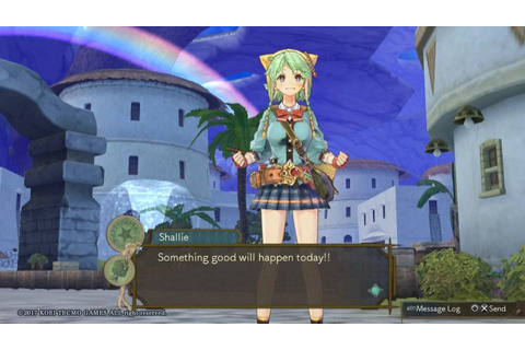 Atelier Shallie Plus: Alchemists of the Dusk Sea Vita ...