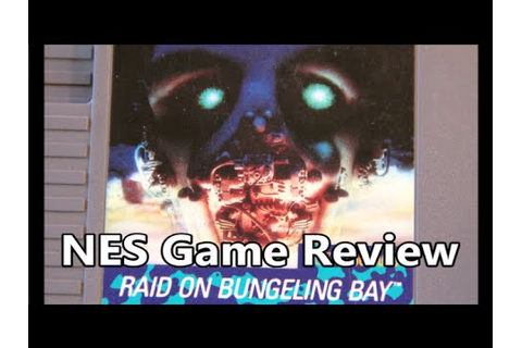Raid on Bungeling Bay NES Review - The No Swear Gamer Ep ...