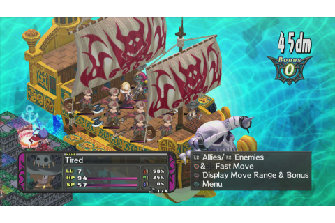 Mount That Pinny and Defeat Your Foes in Disgaea D2: A ...