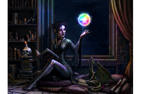 The Chromatic Orb by SirTiefling on DeviantArt