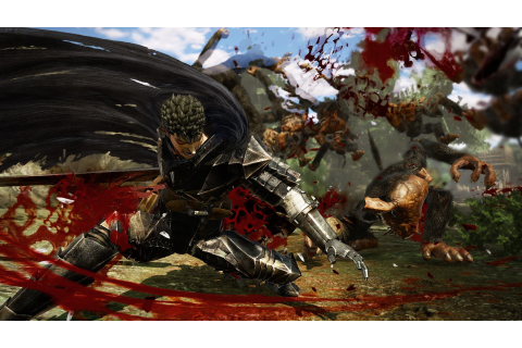 Feature: 5 Things Berserk Needs to Get Right on PS4, Vita ...