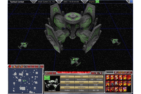 Space Sim First Look: Space Empires V - Wing Commander CIC