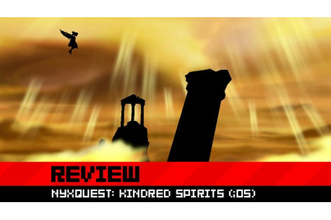 Review: NyxQuest: Kindred Spirits (iOS)