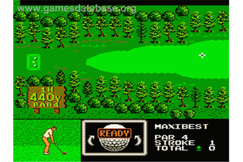 Golf Grand Slam - Nintendo NES - Games Database