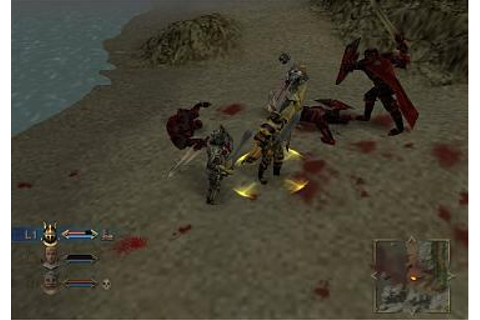 Legion: The Legend of Excalibur - PlayStation2 ...