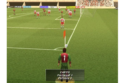 Ronaldo V-Football Screenshots for PlayStation - MobyGames
