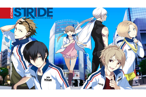 PRINCE OF STRIDE: ALTERNATIVE [12//12][HD][SUB ESPAÑOL]