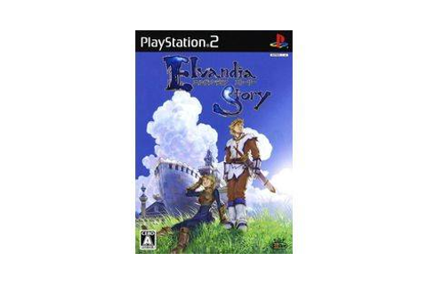 Elvandia Story - Playstation 2: PS2 game