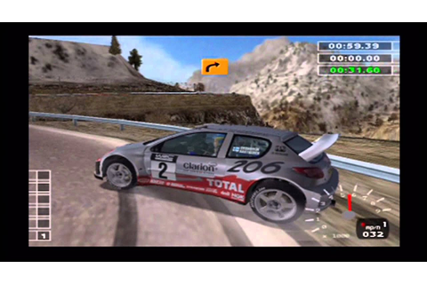 Let's Play WRC II Extreme (PS2) Monte Carlo #1 - YouTube