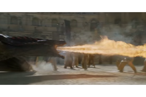'Game of Thrones' dragons without special effects ...