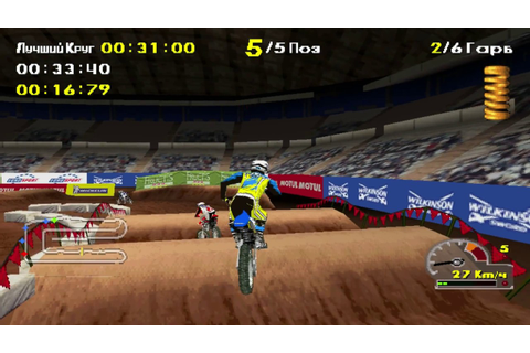 Moto Racer 3 Gameplay - YouTube