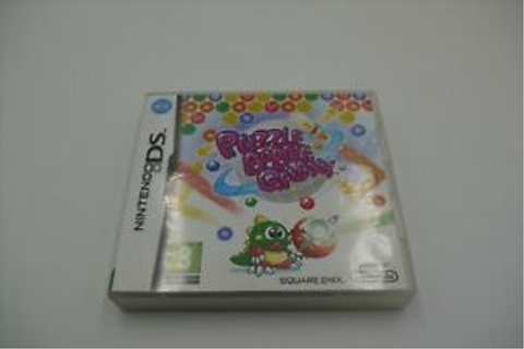 Puzzle Bobble Galaxy Nintendo DS EUROPEAN VERSION ...