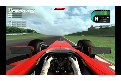 Ferrari virtual academy - YouTube