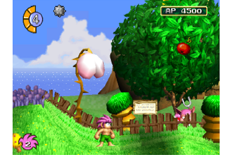 Play Tomba ! Sony PlayStation online | Play retro games ...