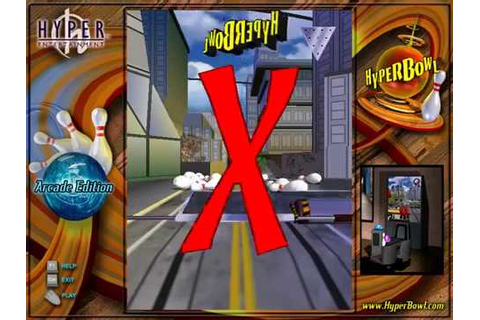 Hyperbowl Arcade Edition San Francisco Perfect Game - YouTube