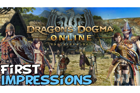 "Dragon's Dogma Online First Impressions ""Is It Worth ..."