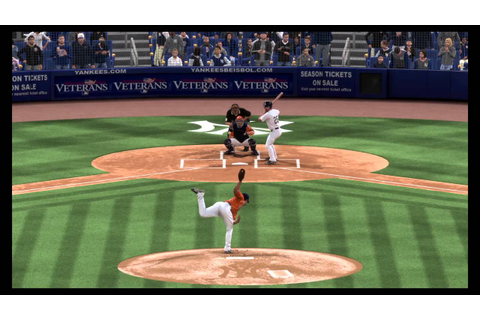 Game Winning Home Run - Yankees vs. Astros - MLB 15 The ...