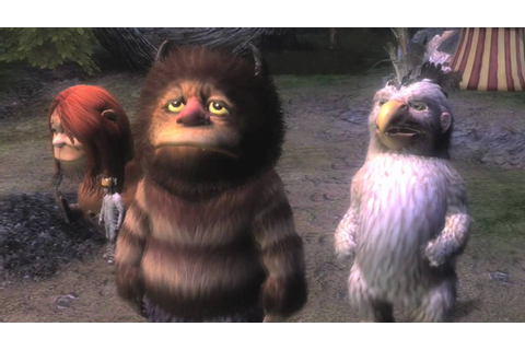 Where the Wild Things Are The Videogame HD trailer ...