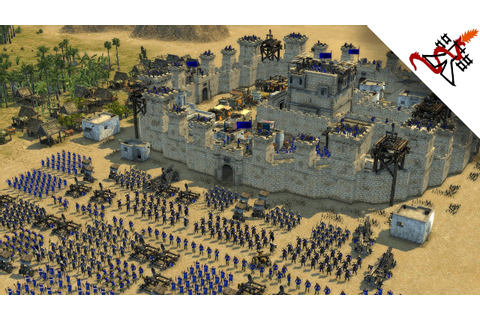 Stronghold Crusader 2 - RULER OF EUROPE - YouTube