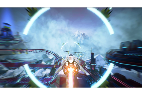 Redout Screens, Vehicle Art and Release Date