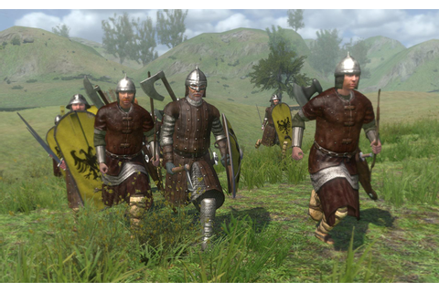 Mount & Blade Warband Viking Conquest official launch ...