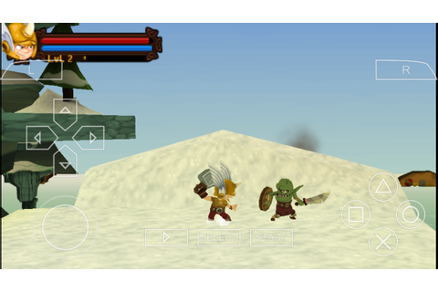 Young Thor PSP CSO Free Download & PPSSPP Setting ...