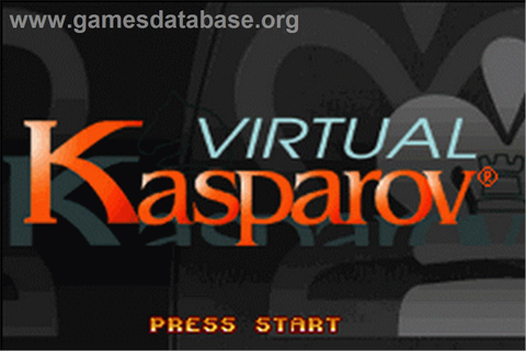 virtual kasparov playstation