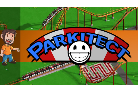 Parkitect - A Theme Park Tycoon Game on Kickstarter - YouTube