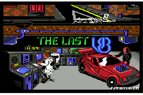 Download The Last V8 - My Abandonware