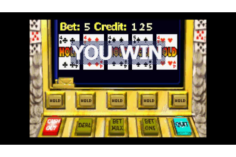 Golden Nugget Casino GBA - YouTube