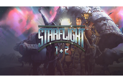 Starflight 1 + 2 - Download - Free GoG PC Games