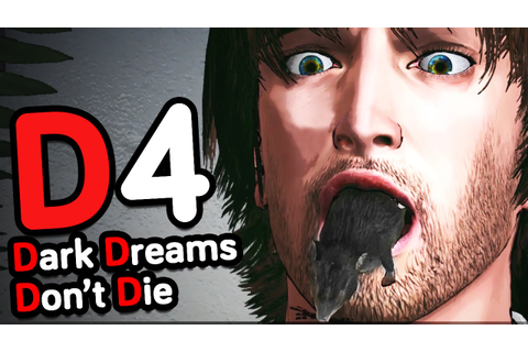 AMAZING NEW CHOICE GAME! - D4: Dark Dreams Don't Die ...