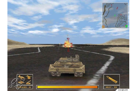 Gulf War: Operation Desert Hammer Screenshots, Pictures ...