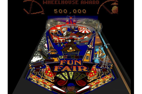 Hyper 3-D Pinball Download (1995 Arcade action Game)
