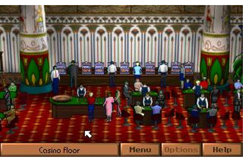 Casino Tournament of Champions Download (1995 Strategy Game)