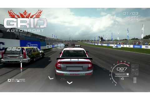 Grid Autosport - PS3/X360/PC - Touring Car Legends ...
