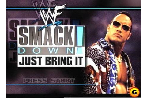 WWF Smackdown: Just Bring It [PS2 - Beta] - Unseen64