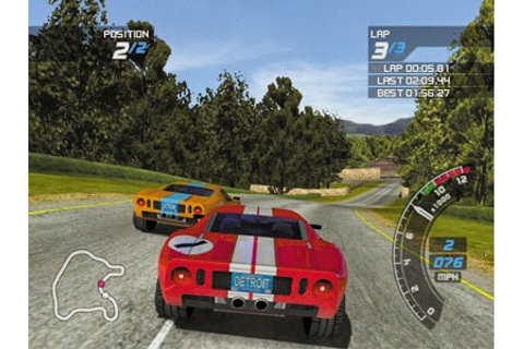 Ford Racing 3 Game | Exe Games