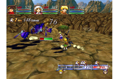 Grandia II: Anniversary Edition Review for Steam (2015 ...