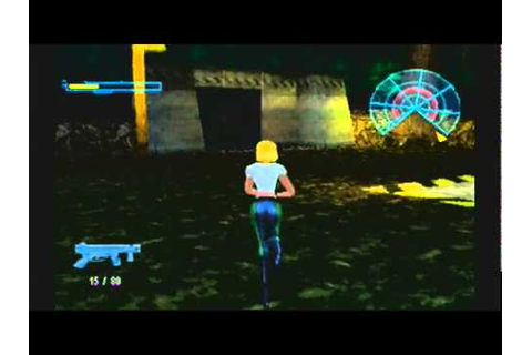 Ps1 game: Danger Girl P4 - YouTube