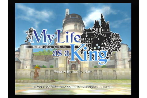 Final Fantasy: Crystal Chronicles - My Life as a King ...