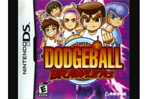Super Dodgeball Brawlers (DS) News, Reviews, Trailer ...