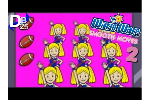 Warioware Smooth Moves-Mona's Games - YouTube