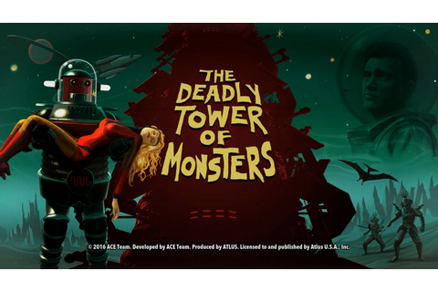 It Is A Title: Games I Beat: The Deadly Tower of Monsters